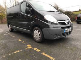 Vauxhall Vivaro Wheelchair accessible.64 reg.1 lady owner 32000 miles .LWB.FSH.