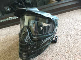 REDUCED - JT Thermal Paint ball face mask ONLY - £45.00 - delivered