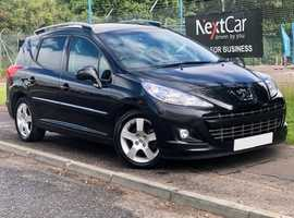 2013 Peugeot 207 SW 1.6 Allure Tourer Low Mileage on this Small Economical Estate