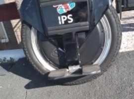 IPS Omni-Bike One Wheel Electric Powered Bicycle - Great Fun