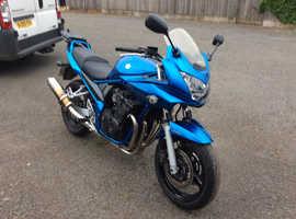 Suzuki bandit s 650 gsf
