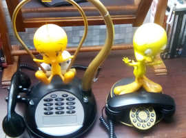 Novelty Tweety Phones