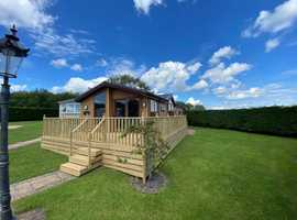 Willerby New Hampshire Lodge for sale on an owners exclusive park in wisemans bridge walking distance from the beach