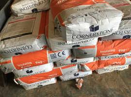 Cornerstones insulation render