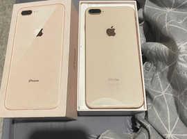 iPhone 8plus rose gold