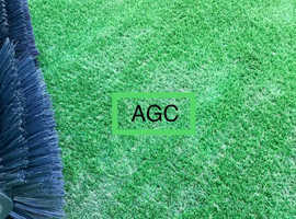 Artificial grass cleaning service.