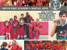 KICKBOXING AND SELF DEFENCE CLASSES