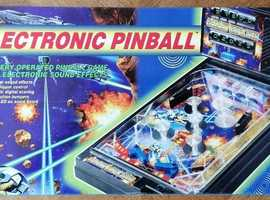 Tabletop Electronic Pinball