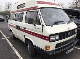 VW T2.5 Transporter Camper 4 Beeth