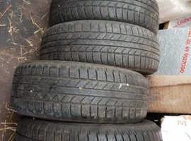 17 inch wrangler tyres
