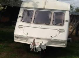 ABi Dalesman 420/2 - 1997 L Shaped Caravan For Sale