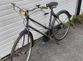 1958 triumph bicycle
