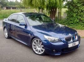 BMW 5 SERIES 535d 2007 (57) M SPORT