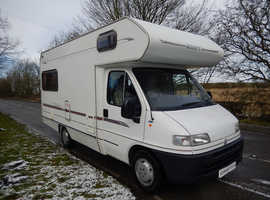 Motorhome. Swift Lifestyle 590RL - Sold, subject to pick up