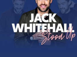 X 2 Jack Whitehall tickets £100ono
