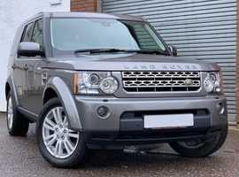 Land Rover Discovery 4 3.0 TD V6 XS 4x4, 7 Seater, Full Leather, Privacy, Immaculate Condition SUV