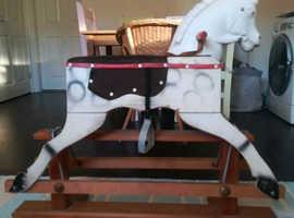 Leeway Vintage rocking horse