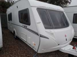 2008 Abbey GTS 517 5 berth