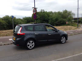 Renault Grand Scenic, 2011 (11) Grey MPV, Manual Petrol, 65,000 miles