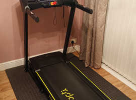 Opti Electronic Treadmill with speaker
