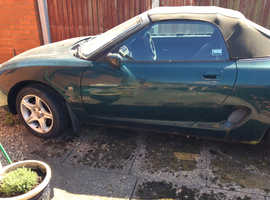 MG vvc 1996 (P) Green, Manual, Petrol,  for spares
