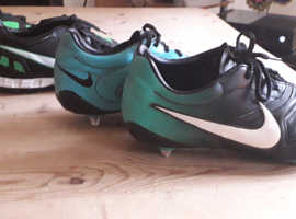Nike football boots and Nike turf boots