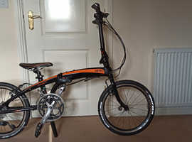 Tern P20 Folding Bike New