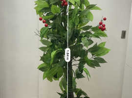 Artificial cherry tree