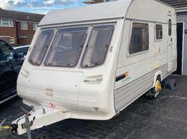 Sterling europa caravan