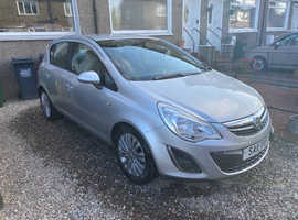 Vauxhall Corsa, 2011 (11) Silver Hatchback, Manual Petrol, 101,400 miles