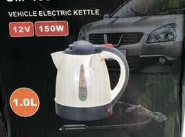 Mobile electric kettle