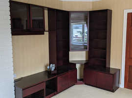 Tapley Wall Units and Display Cabinets