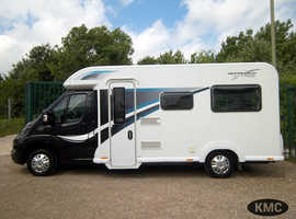 Peugeot Bailey Approach Autograph 625 at Kent Motorhomes