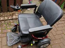 Roma Reno Elite Powerchair as New