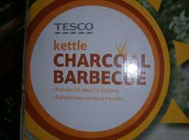 Tesco Kettle Charcoal Barbecue