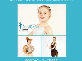 Ballet At Shine Studios