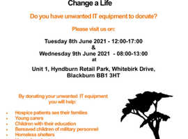 IT Appeal - Do you have unwanted IT equipment to donate?