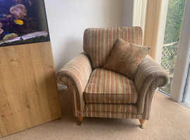 Parker knoll 4 seater sofa and 2 chairs