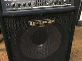 Behringer Bxl3000a ultrabass 300w Amp
