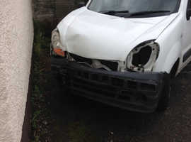 Renault Kangoo for repair or parts