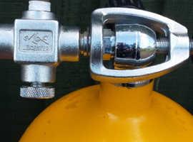 12.2LTR 232 Bar bottle -gauge -whip -stand PRICE DROPED £130