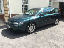 Volvo 70 SERIES, 2003 (03) Green Estate, Automatic Diesel, 160,000 miles