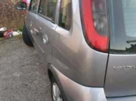 Vauxhall Corsa, 2005 (05), Manual Petrol, 81,000 miles