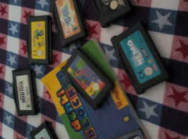 Gameboy advance or DS Lite games