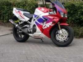 cbr 900rr low mileage ***