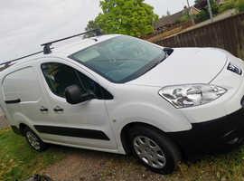 Peugeot partner 1.6 hdi xlwb