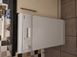 Slimline dishwasher