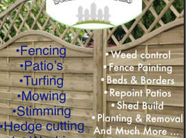 S&K SERVICES gardening & landscaping