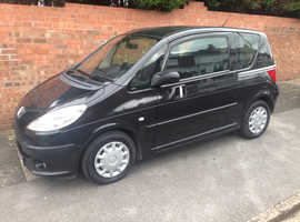 PEUGEOT 1007 2006 REG, 1.4L, MOT, LOW MILEAGE, FULL HISTORY, HPi CLEAR WITH AIR CON