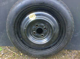 Spare Wheel for Toyota Yaris